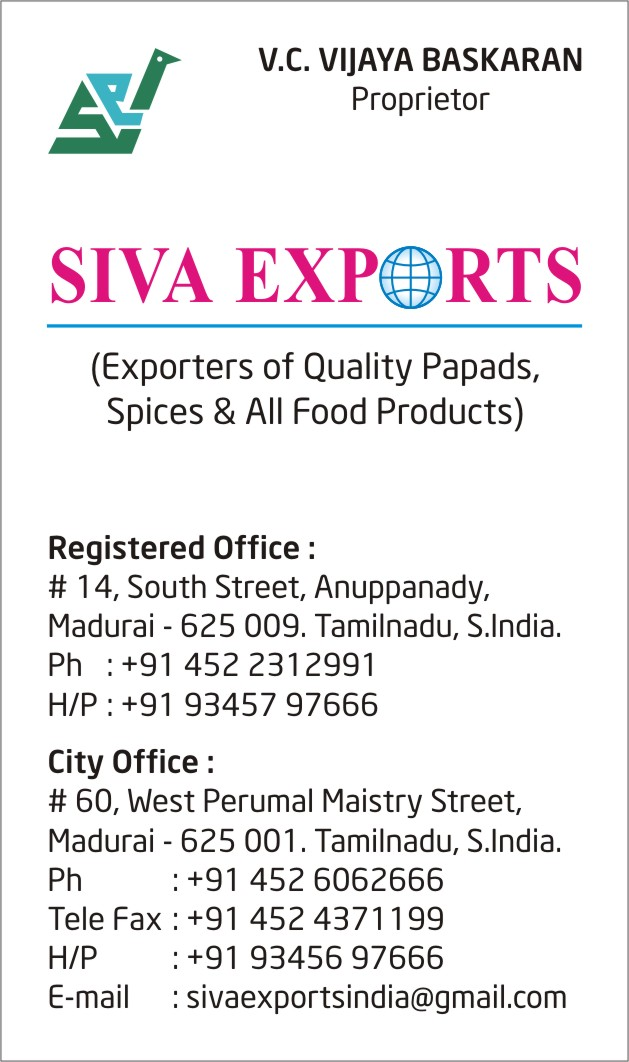 appalam manufacturers in india, papad manufacturers in india, appalam manufacturers in tamilnadu, papad manufacturers in tamilnadu, appalam manufacturers in madurai, papad manufacturers in madurai, appalam exporters in india, papad exporters in india, appalam exporters in tamilnadu, papad exporters in tamilnadu, appalam exporters in madurai, papad exporters in madurai, appalam wholesalers in india, papad wholesalers in india, appalam wholesalers in tamilnadu, papad wholesalers in tamilnadu, appalam wholesalers in madurai, papad wholesalers in madurai, appalam distributors in india, papad distributors in india, appalam distributors in tamilnadu, papad distributors in tamilnadu, appalam distributors in madurai, papad distributors in madurai, appalam companies in india, appalam companies in tamilnadu, appalam companies in madurai, papad companies in india, papad companies in tamilnadu, papad companies in madurai, appalam company in india, appalam company in tamilnadu, appalam company in madurai, papad company in india, papad company in tamilnadu, papad company in madurai, appalam factory in india, appalam factory in tamilnadu, appalam factory in madurai, papad factory in india, papad factory in tamilnadu, papad factory in madurai, appalam factories in india, appalam factories in tamilnadu, appalam factories in madurai, papad factories in india, papad factories in tamilnadu, papad factories in madurai, appalam production units in india, appalam production units in tamilnadu, appalam production units in madurai, papad production units in india, papad production units in tamilnadu, papad production units in madurai, pappadam manufacturers in india, poppadom manufacturers in india, pappadam manufacturers in tamilnadu, poppadom manufacturers in tamilnadu, pappadam manufacturers in madurai, poppadom manufacturers in madurai, appalam manufacturers, papad manufacturers, pappadam manufacturers, pappadum exporters in india, pappadam exporters in india, poppadom exporters in indi