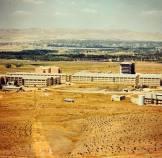 Cumhuriyet Üniversitesi İnşaa Edilirken 70'ler
