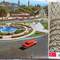 70li yıllar Sivas Karpostalı