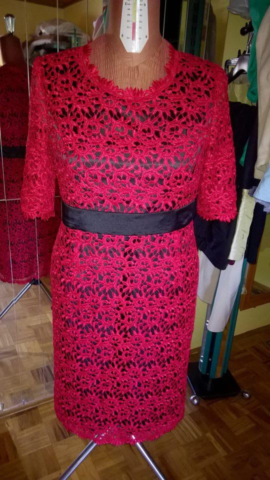 Kleid nach mass nahen