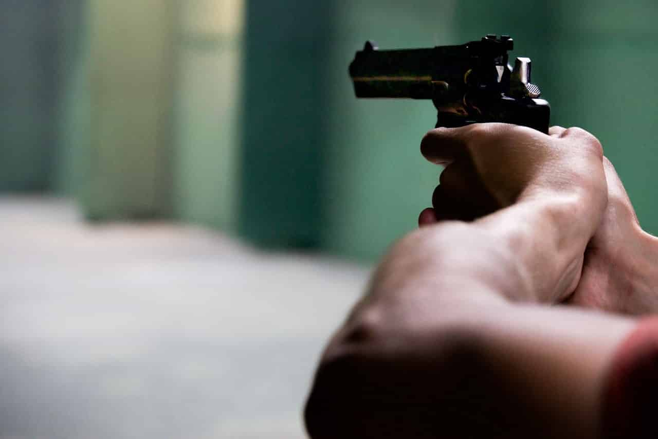 firing in siwan