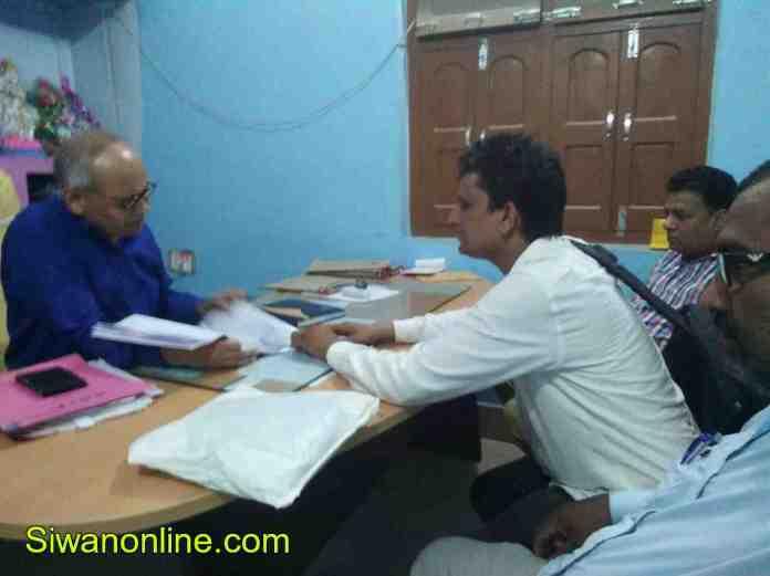 teacher in siwan