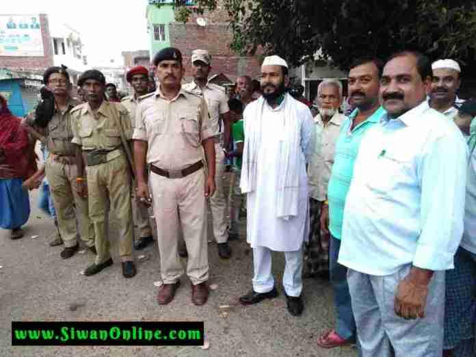 police in taziya