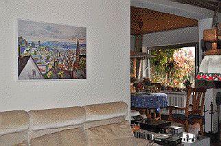 AuBergewohnlich ... Kleinen Foto Einen Farbdruck Auf Leinwand (60 X 80 Cm) Anfertigen  Lassen Und Freut Sich Heute Beim Anblick Der Einwandfreien Kopie In Seinem  Wohnzimmer.
