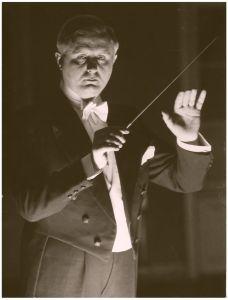 Fritz Busch in Dresden. Foto: Ursula Richter