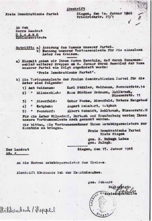 FDPGruendungsschreiben