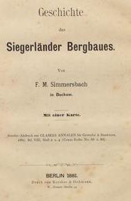 simmersbachberbbau