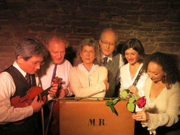 "Gebrüder-Busch-Kreis - Ensemble Beigelbeck ""Das hohe Lied der Frau... musikalische Soirée bei Elsa Reger"""