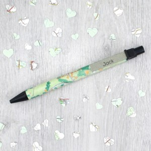 bespoke map pens gifts for him