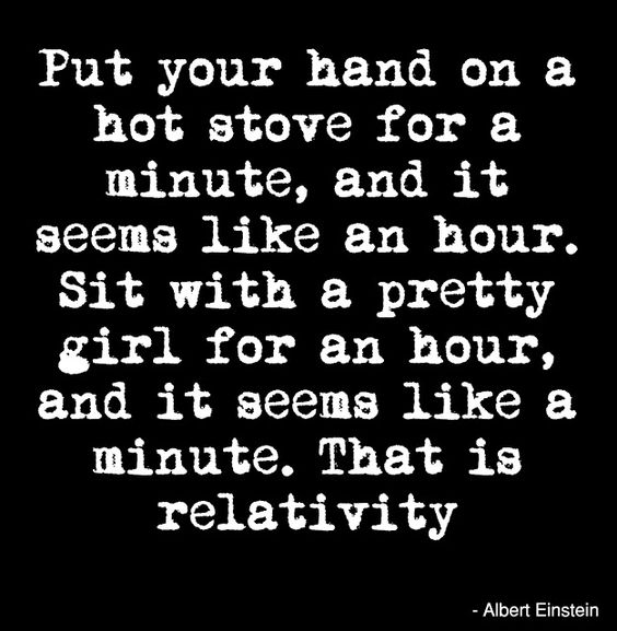 albert einstein quote on love and relativity