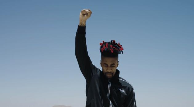 Dax Black Lives Matter