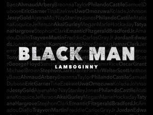 Lamboginny Black Man