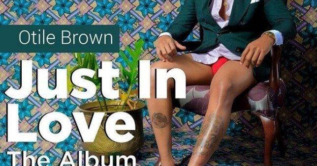 Khaligraph Jones album Just In Love