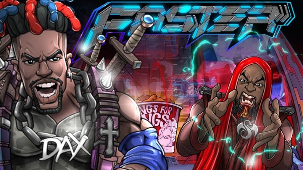 Dax Faster ft Tech N9ne