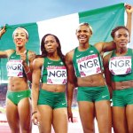 Nigerian athletes