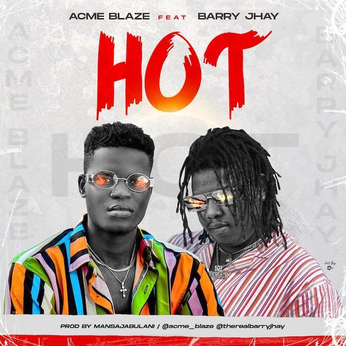 Acme Blayze X Barry Jay Hot 1
