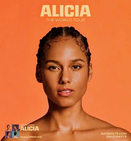 Alicia Keys – Alicia Album