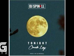 Dj Spinall Ft Omah Lay – Tonight Instrumental