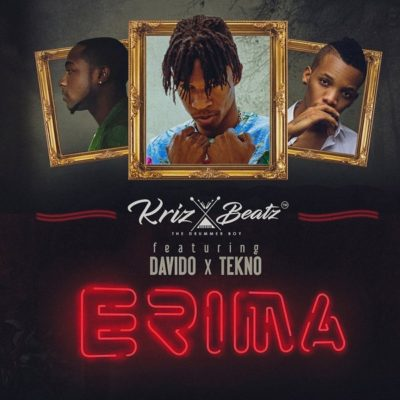 Erima feat. Davido Tekno Single