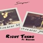 Shizaree – Right Thang ft Busiswa