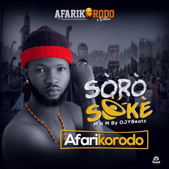 Afarikorodo – Soro Soke