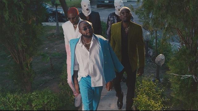 Ajebo Hustlers – Barawo Remix Ft. Davido Video