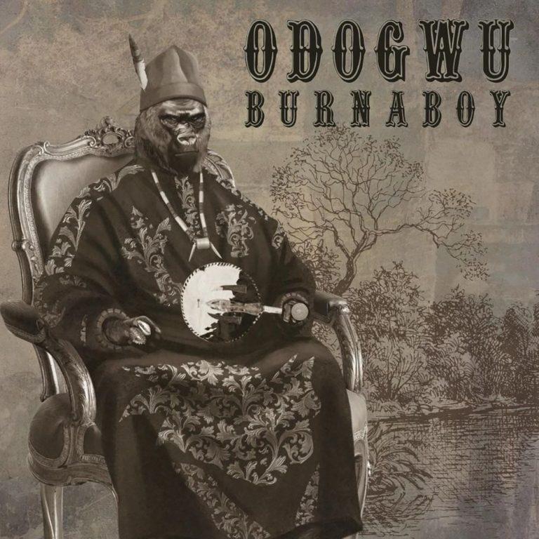 Burna Boy – Odogwu Instrumental