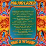 Major Lazer – Rave de Favela Ft. MC Lan Anitta BEAM