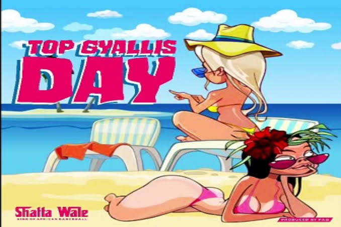 Shatta Wale – Top Gyallis Day