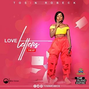 Tosin Robeck - Love Letter