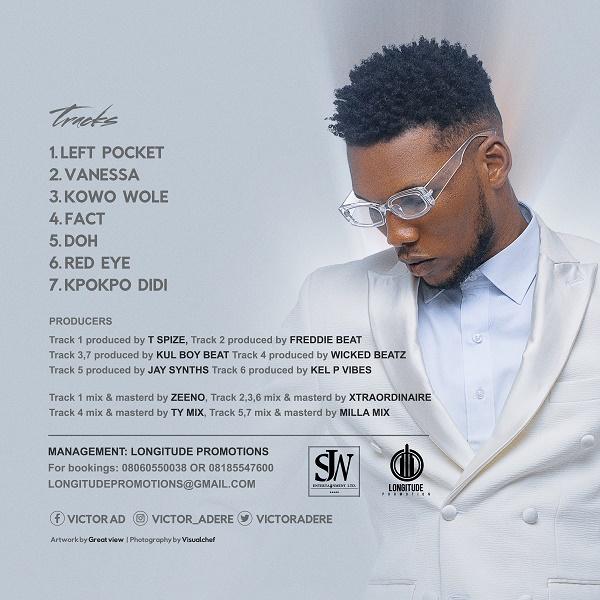 Victor AD – Kowo Wole Prod. KulBoy Beat