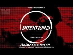 Mykah - Intentions (Burna Boy ✘ Wizkid Type Beat) Afro Instrumental 2020