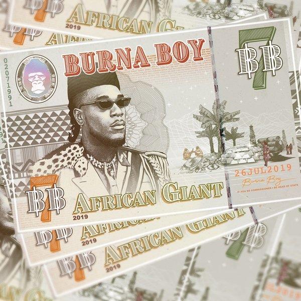 Burna Boy 8