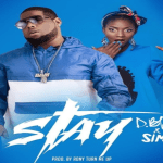 D Black ft Simi – Stay