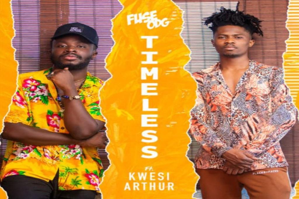 Fuse ODG ft Kwesi Arthur – Timeless