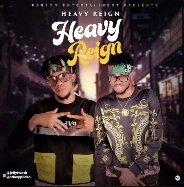 Heavy Reign Jelly Fwesh S.Davy – Heavy Reign