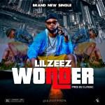 """Lil Zeez – """"Wonder"""""""