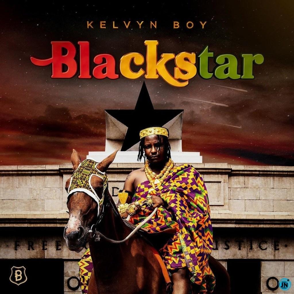Kelvyn Boy – Stuck On You ft. Medikal Kofi Mole Quamina MP Twitch 4EVA