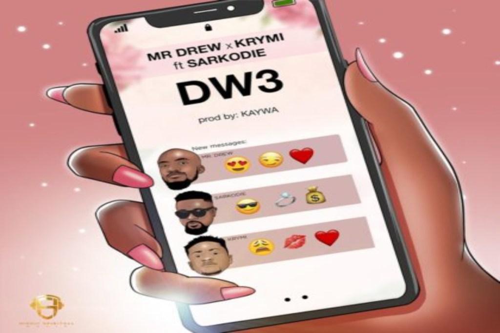 Mr Drew X Krymi ft Sarkodie – Dw3