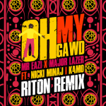 Mr Eazi Major Lazer – Oh My Gawd Riton Remix Ft. Nicki Minaj K4mo