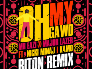 Mr Eazi Major Lazer – Oh My Gawd Riton Remix Ft. Nicki Minaj K4mo