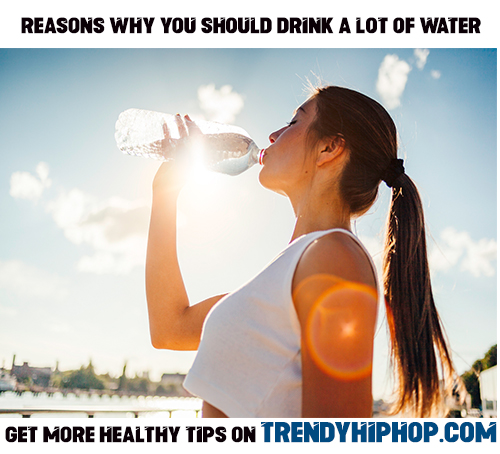 Factors Why You Should Drink A Lot Of Water