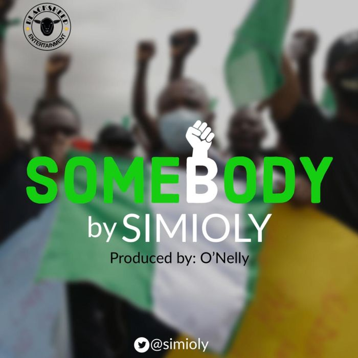 Simioly – Somebody