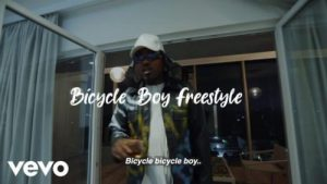 Ice Prince – Bicycle Boy Freestyle(Mp3 Download)