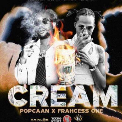 Popcaan Ft Frahcess One Cream Mp3 Download