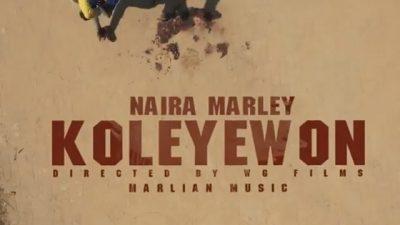 Video Naira Marley Koleyewon Mp4 Download