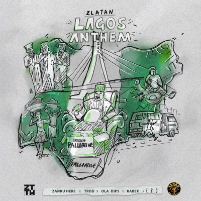 Zlatan – Lagos Anthem (Instrumental Download)