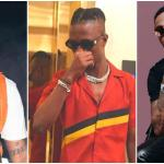 laycon beats davido wizkid as he tops chart of trending music in nigeria