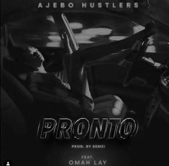 Ajebo Hustlers ft Omah Lay – Pronto Instrumental