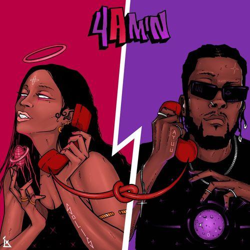 Ayuu – 4AMIN ft. Solis